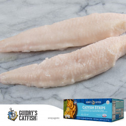 Guidry's Catfish Strips 4lb